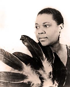 Bessie Smith gibson's world