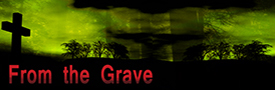 From the Grave story front cover