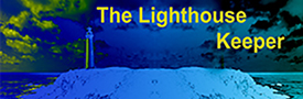 The Lighthouse Keeper story front cover