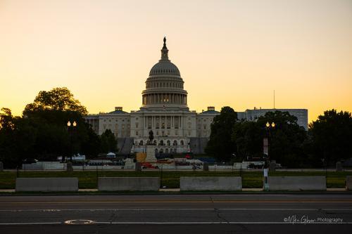 Capitol Building at dawn 2 mgp 12
