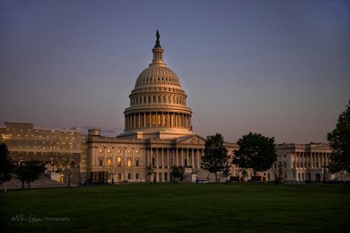Capitol Building at dawn mgp 12