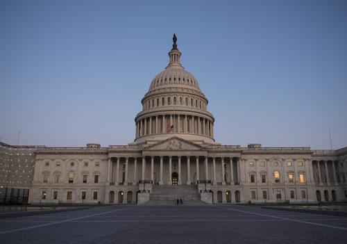 Capitol Building pre dawn