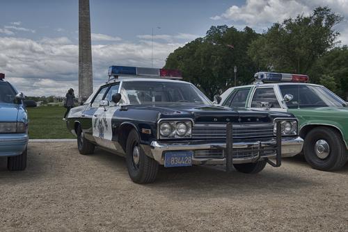 Classic cop cars