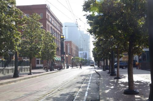 Dallas street