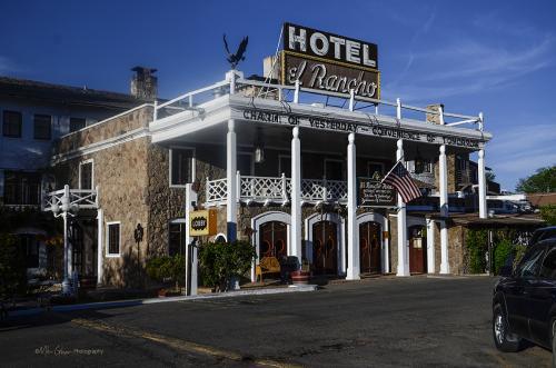 El Rancho Hotel, Gallup, NM 12x (1)