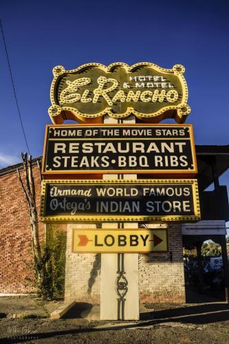 El Rancho sign 12x18 (1)