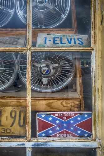 Elvis-and-Rebel-garage-window-12x