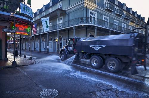 French-Quarter-Early-Morning-Clean-Up-12x