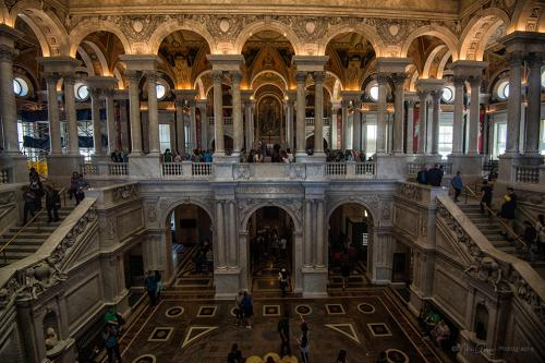 Library of Congress 4 mgp 12