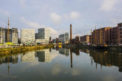 Liverpool docks  WIP