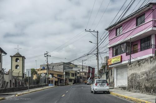 Near Quito