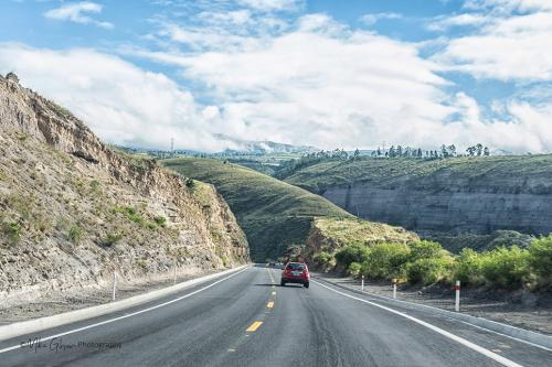 Quito highway