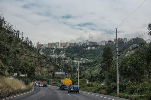 Quito road mgp