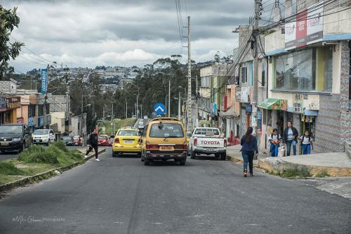 Quito street 4