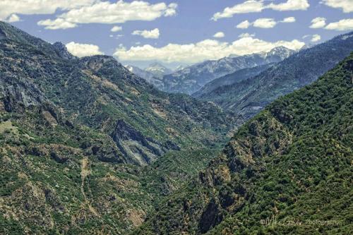 Sierra Nevada range CA mg