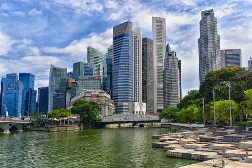 Singapore-Harbor-12x8