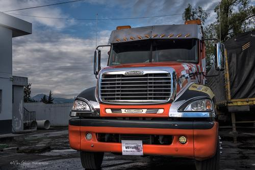 Truck mgp 12