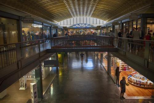 Union Station shops