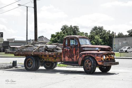 old-truck-12x18