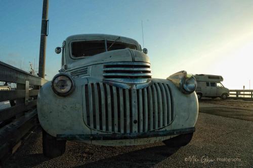 truck mg